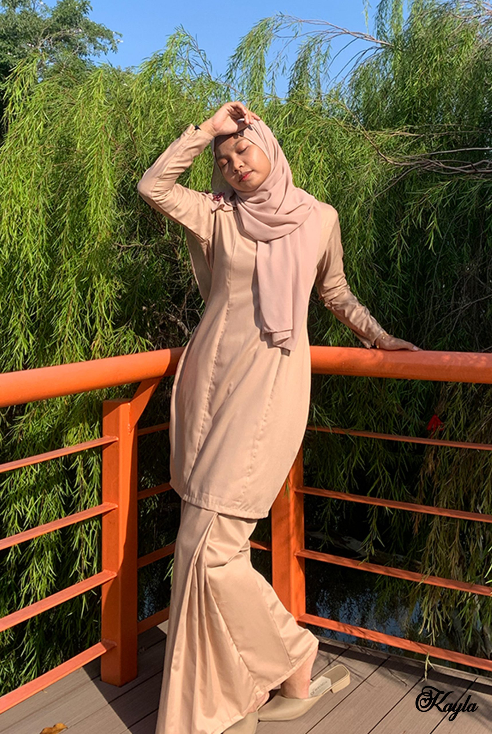 Je'Mah Kurung Pleated 2.0